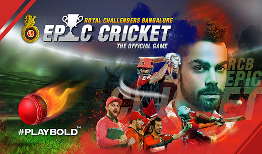 RCB Epic Cricket – The Official Game 6