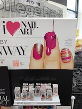 Photo: This photo is great. I love the pink and gold look. The salon effects nail polish strips are so fun.