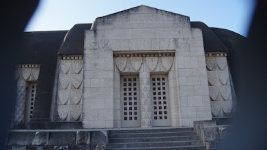 Photo: The Douaumont ossuary