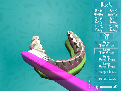 CleaningYourTeeth- screenshot thumbnail