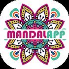 Mandalapp Coloring Book icon