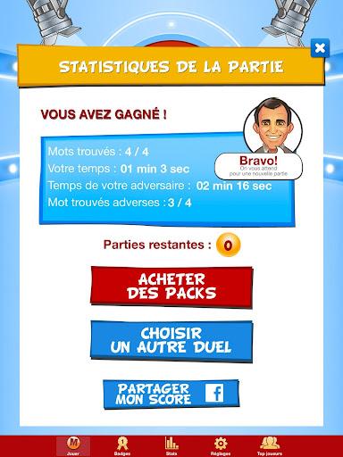 Motus, le jeu officiel France2 2.30 screenshots 4