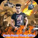 Movie Poster Photo Editor icon