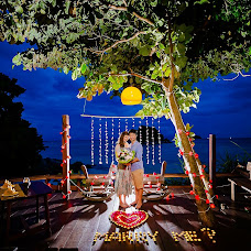Wedding photographer Kajanan Sanitkunpai (kajanansanitkun). Photo of 23.12.2017