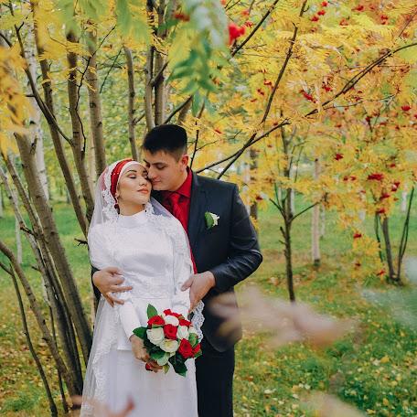 Wedding photographer Sasha Daminova (Daminova). Photo of 09.10.2017