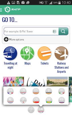 Visit Paris by Metro - RATP 1.6.6 screenshot 300047