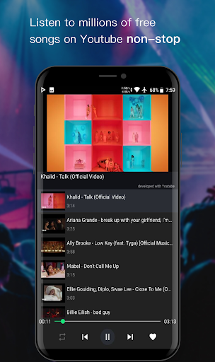 Free Music Player- Offline Music | Radio | Podcast App Report on