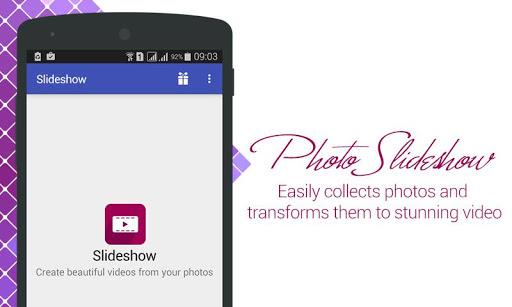 OSMove - Slideshow Maker