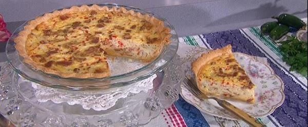 Vacation Crabmeat Quiche-kimberly Schlapman Recipe