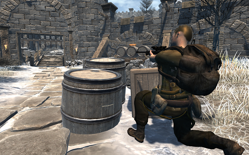 Free FPS Fire Battleground Arena Free Firing 1.5 screenshots 5