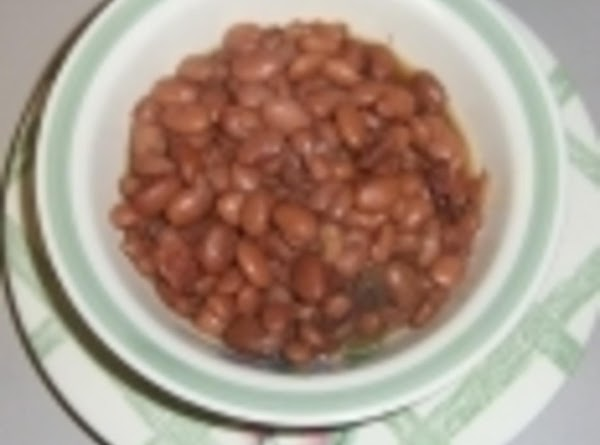 Fannie,s Chili Beans And Rice Recipe