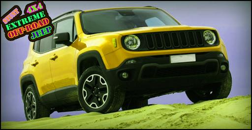 4x4 Extreme Off-Road Jeep Stunts  screenshots 5