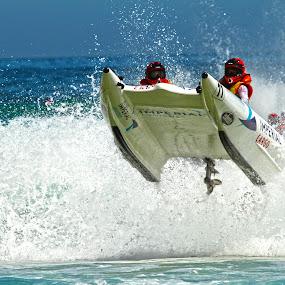 by Heinrich Sauer - Sports & Fitness Watersports