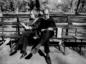 Photo: together Central Park, May 2012 www.leannestaples.com #newyorkcityphotography  #blackandwhitephotography  #streetphotography
