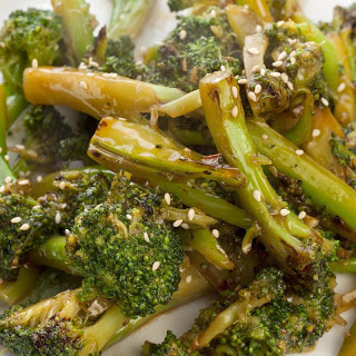 Asian Style Broccoli Recipes