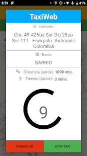 App TaxiWebPlus Eleinco APK for Windows Phone