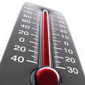 Thermometer Free icon