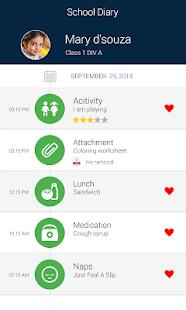 KidKonnect Parent App - náhled