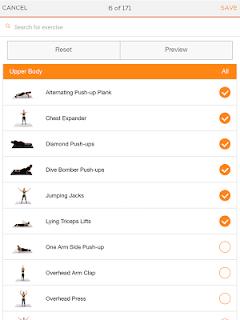 Sworkit Personalized Workouts screenshot 09