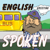 Spoken english greeting