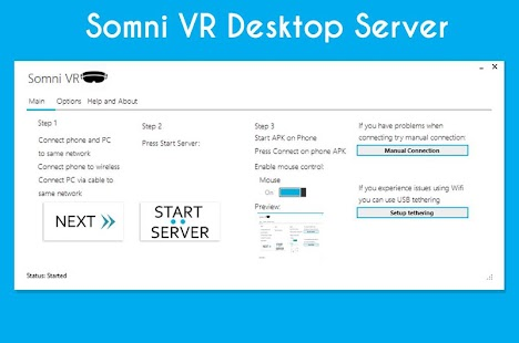 Somni VR Lite Virtual Reality- screenshot thumbnail