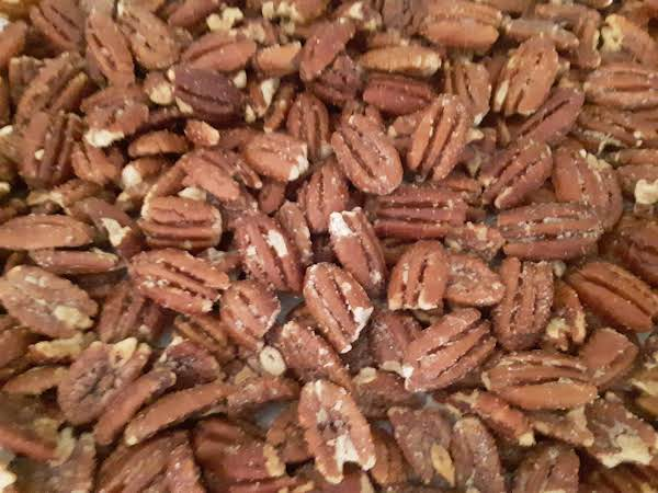 Pecans Are Cooling!
