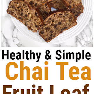 Healthy Fruit Loaf Recipes.