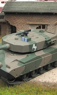 Wallpapers Battle tank Type 90 - náhled