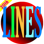 Lines 98 Classical Color Balls Icon