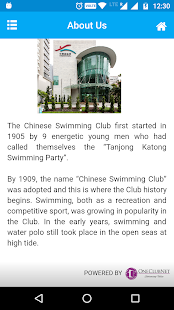 Chinese Swimming Club- screenshot thumbnail