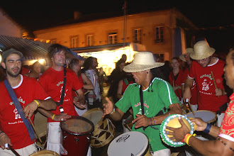 Photo: Festival de percussions à Monléon - 2007