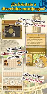 Layton y la caja de Pandora HD 4