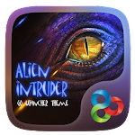 Alien Intruder Launcher Theme Icon