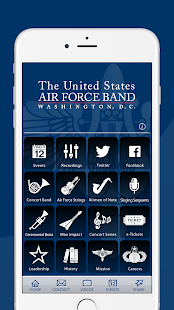 United States Air Force Band- screenshot thumbnail