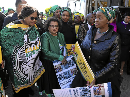 It is disappointing and unacceptable that the ANC Women's League is unable to grasp its leader Bathabile Dlamini's unlawful dealings with Cash Paymaster Services, says the writer.