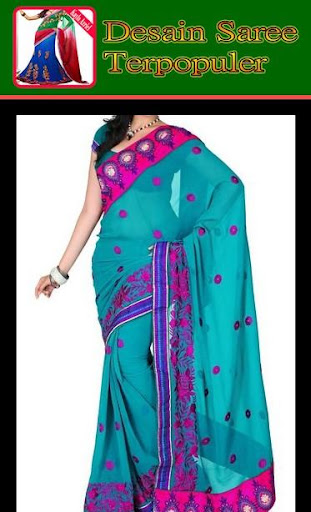 Saree design Rated