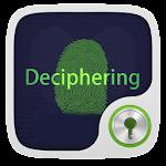 GO Locker Theme Deciphering Icon