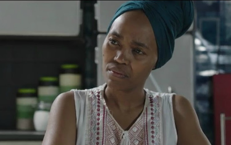 Actress Moshidi Motshegwa stole viewers' hearts as Malefu on 'The River'.