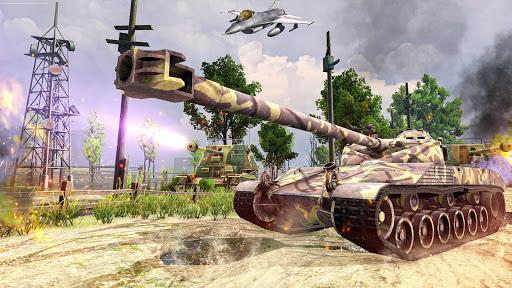 Battle Tank games 2020: Offline War Machines Games 1.6.1 screenshots 14