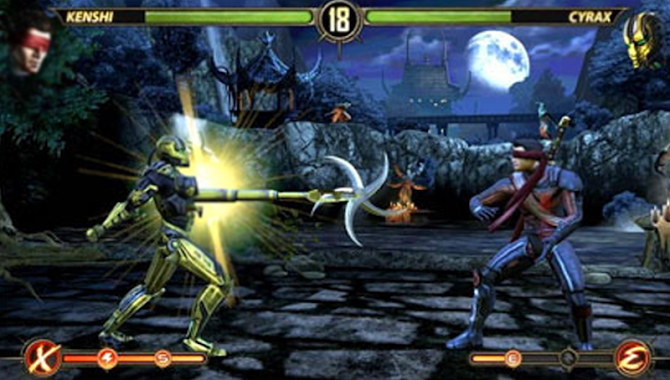 Hint Mortal Kombat X Gamers Android 2
