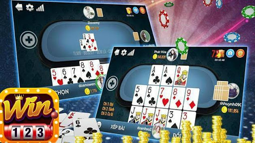 Game danh bai doi thuong Win123 Online 1.1 2