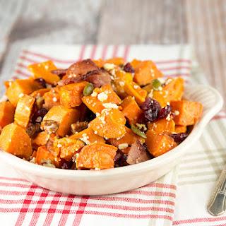Fancy Sweet Potato Salad
