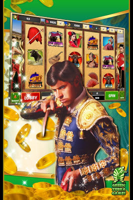 Bullfighting Slots - screenshot