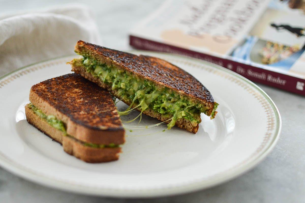 Сэндвич с зелёным сыром и тунцом - The-Challenger.ru