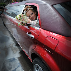 Wedding photographer Vladimir Filippov (GrafFoto). Photo of 11.10.2015