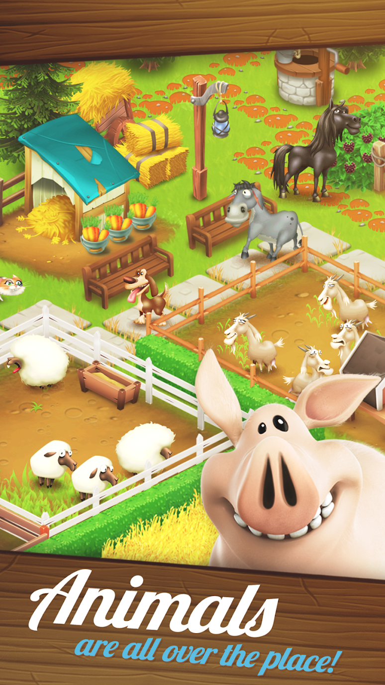 Hay Day Mod Apk ( Unlimited Money/ Daimond/ Gems) Download 6