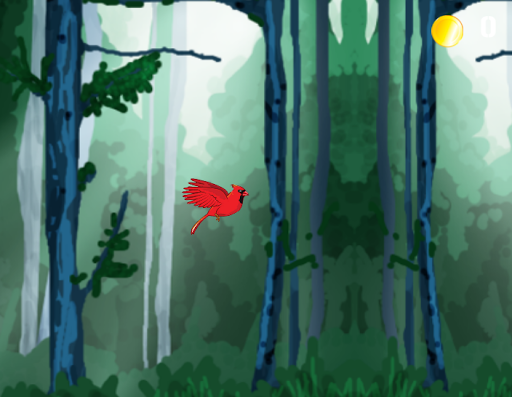 Flying Bird screenshot 1