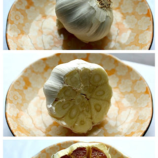 How To Roast Garlic.