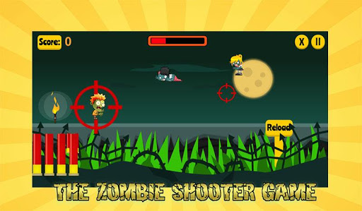The Zombies Shooter Game