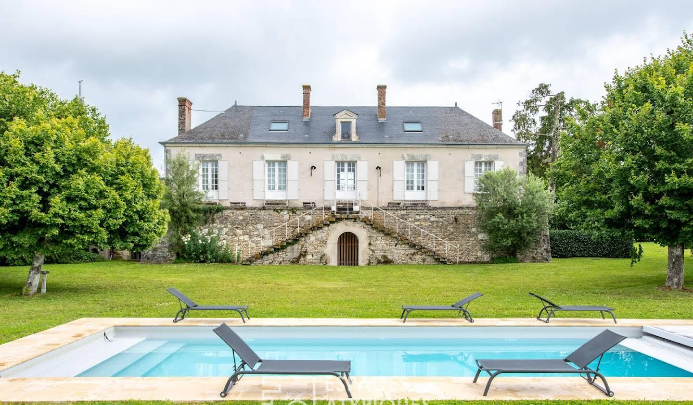 House Saint-Georges-sur-Cher